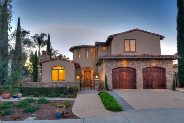 14550 Kent Hill Way, Poway, CA 92064 (#210005709) :: Neuman & Neuman Real Estate Inc.