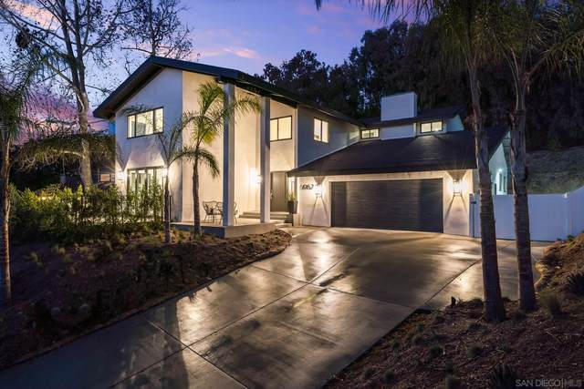 6967 Paseo Laredo, La Jolla, CA 92037 (#210005711) :: Neuman & Neuman Real Estate Inc.