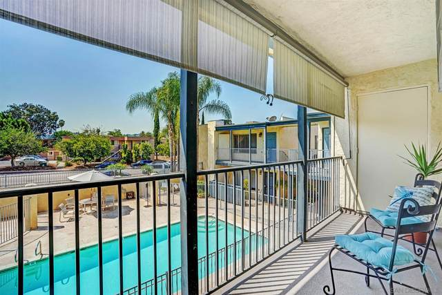 732 E Lexington Ave #19, El Cajon, CA 92020 (#210005719) :: Neuman & Neuman Real Estate Inc.