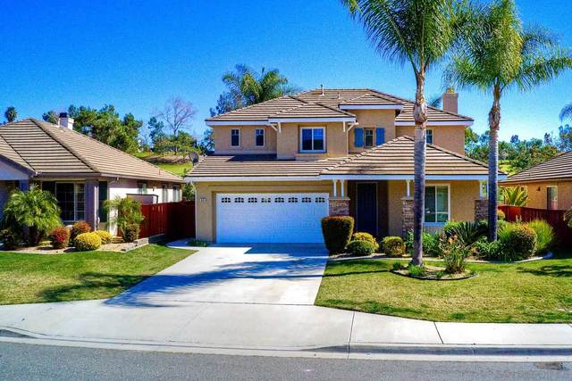 533 Peach Way, San Marcos, CA 92069 (#210005727) :: The Marelly Group | Compass