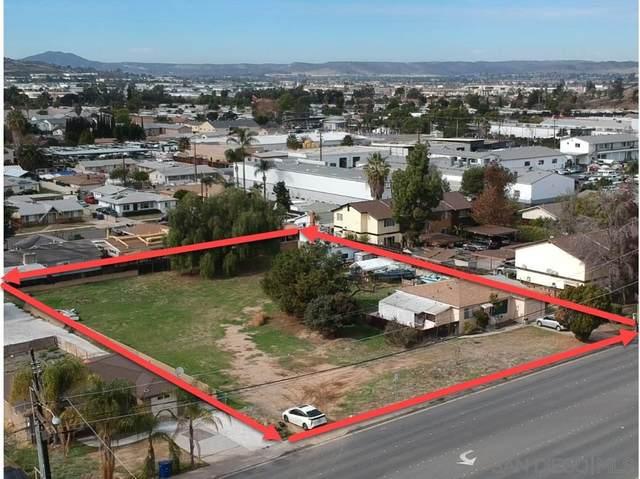 1174 N Mollison Ave, El Cajon, CA 92021 (#210005730) :: PURE Real Estate Group