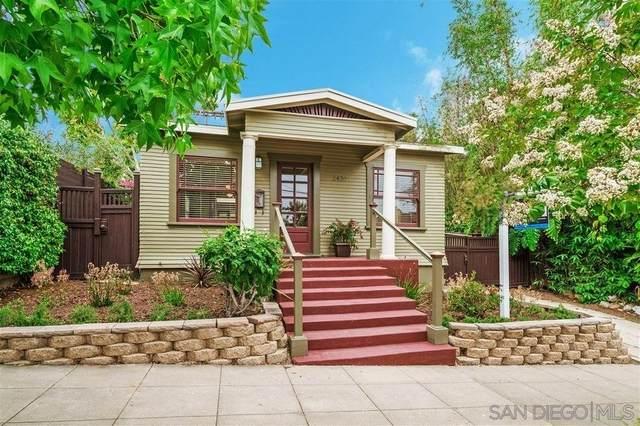 2426 Myrtle Ave, San Diego, CA 92104 (#210005743) :: Neuman & Neuman Real Estate Inc.