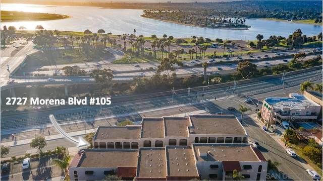 2727 Morena Blvd. #105, San Diego, CA 92117 (#210005748) :: Neuman & Neuman Real Estate Inc.
