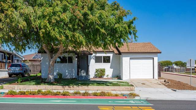 632 Imperial Beach Blvd, Imperial Beach, CA 91932 (#210005753) :: Compass