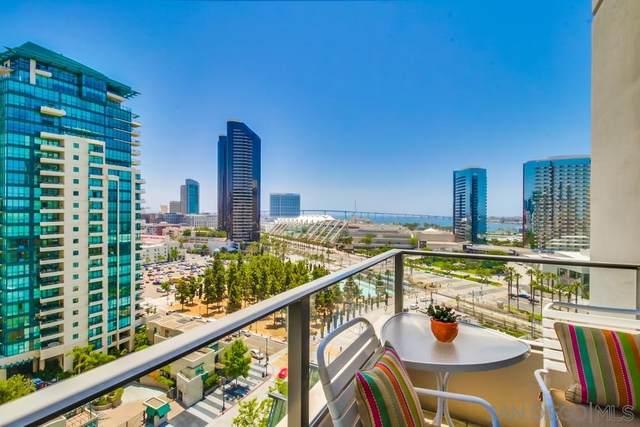 550 Front St #902, San Diego, CA 92101 (#210005760) :: Neuman & Neuman Real Estate Inc.