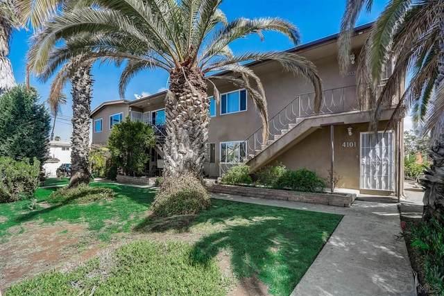 4101 Morrell St, San Diego, CA 92109 (#210005776) :: Neuman & Neuman Real Estate Inc.