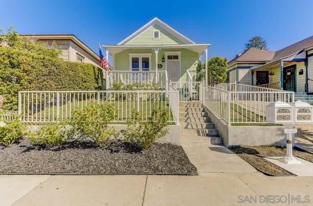 443-445 19th, San Diego, CA 92102 (#210005780) :: Yarbrough Group