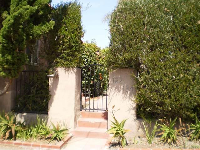 122-134 Juniper St., San Diego, CA 92101 (#210005806) :: Neuman & Neuman Real Estate Inc.