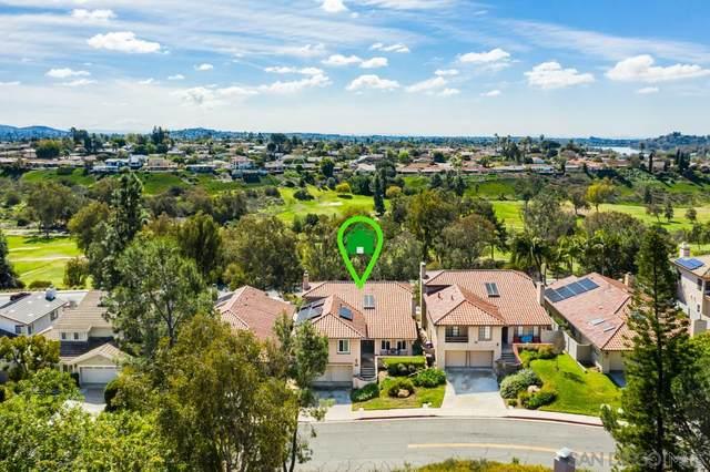 7725 Eagle Ridge, San Diego, CA 92119 (#210005810) :: Neuman & Neuman Real Estate Inc.