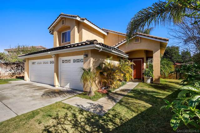 1030 Brookdel Ave, San Marcos, CA 92069 (#210005824) :: The Marelly Group | Compass