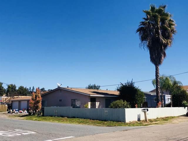1254 Sumner Ave. #A-B, El Cajon, CA 92021 (#210005830) :: PURE Real Estate Group