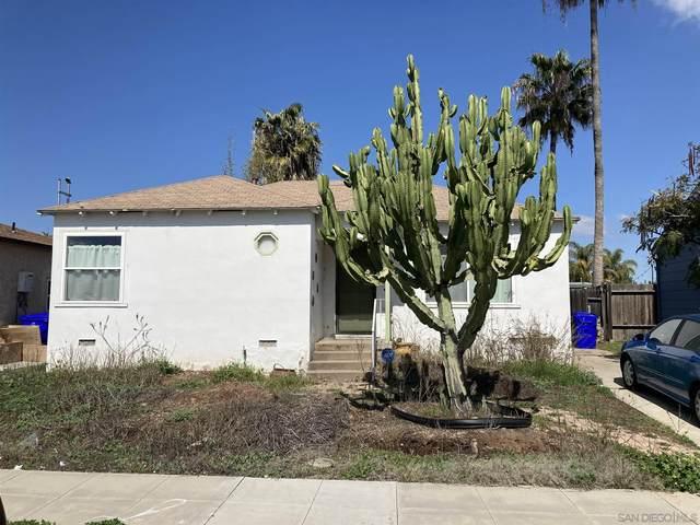 4610 Norwood St, San Diego, CA 92115 (#210005843) :: Neuman & Neuman Real Estate Inc.
