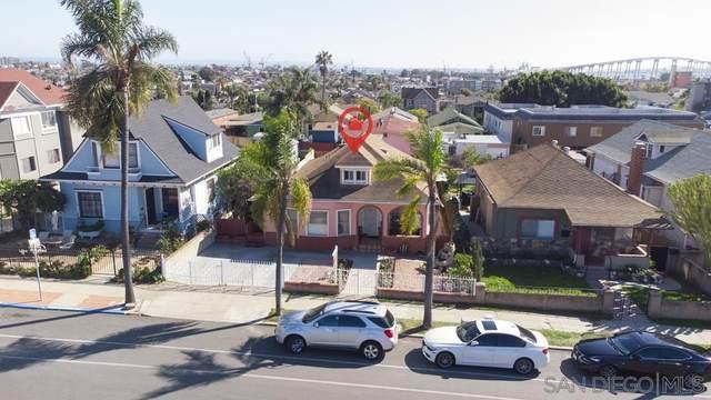 2421-27 Island Ave, San Diego, CA 92102 (#210005845) :: Neuman & Neuman Real Estate Inc.