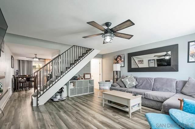 1321 Greenfield Drive #27, El Cajon, CA 92021 (#210005858) :: San Diego Area Homes for Sale