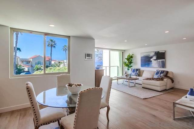 909 Coast Blvd #3, La Jolla, CA 92037 (#210005879) :: SD Luxe Group