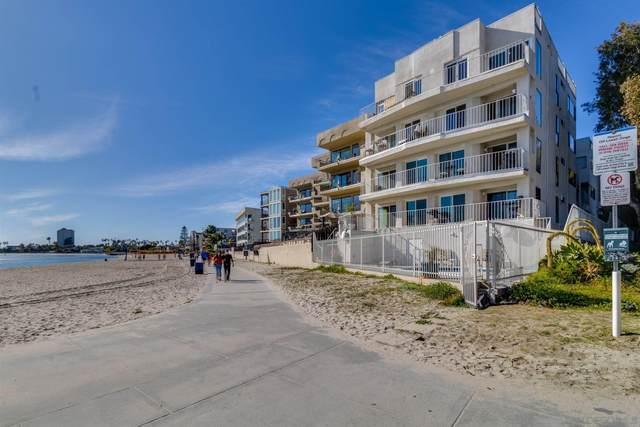 1251 Parker Pl 1B, Pacific Beach, CA 92109 (#210005881) :: Neuman & Neuman Real Estate Inc.