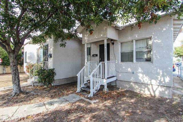 5 Hensley St, San Diego, CA 92102 (#210005895) :: Wannebo Real Estate Group