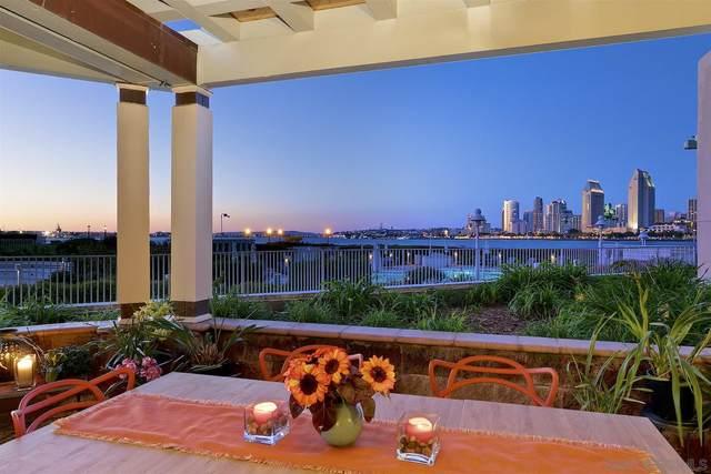 1101 1st #106, Coronado, CA 92118 (#210005916) :: Neuman & Neuman Real Estate Inc.