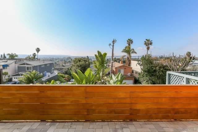 2437 Geranium St, San Diego, CA 92109 (#210005941) :: PURE Real Estate Group