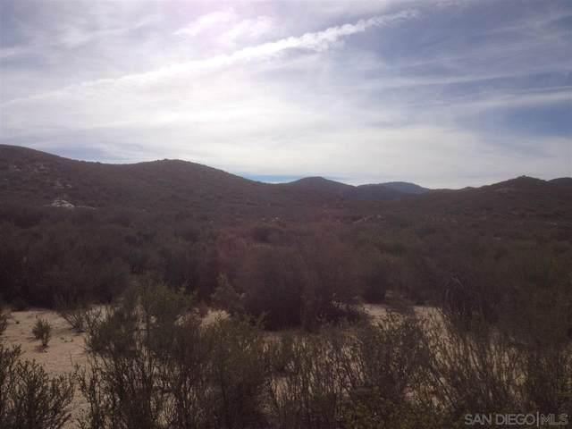 Montezuma Valley #00, Ranchita, CA 92066 (#210005976) :: Team Forss Realty Group
