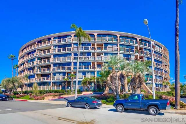 1150 Anchorage Ln #303, San Diego, CA 92106 (#210005984) :: Zember Realty Group