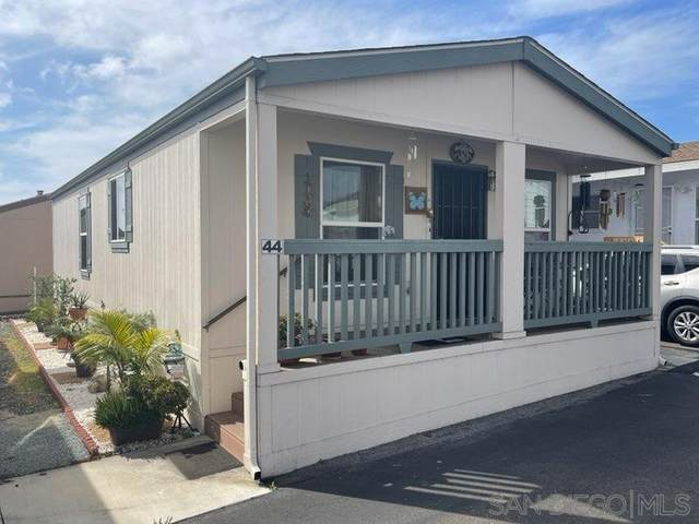 1148 Third Ave #44, Chula Vista, CA 91911 (#210006003) :: Neuman & Neuman Real Estate Inc.