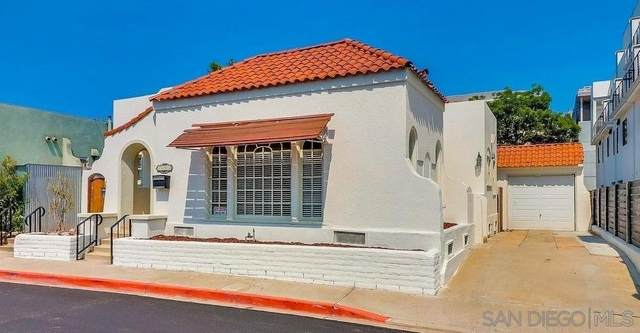 3651-3653 Sixth Avenue, San Diego, CA 92103 (#210006065) :: Wannebo Real Estate Group