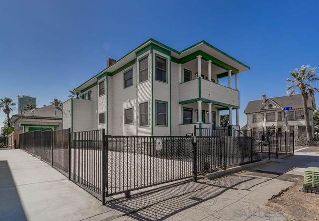 366-370 22nd Street, San Diego, CA 92102 (#210006075) :: Wannebo Real Estate Group
