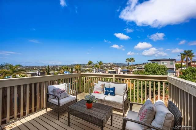 3628 Lloyd Pl, San Diego, CA 92117 (#210006106) :: Neuman & Neuman Real Estate Inc.