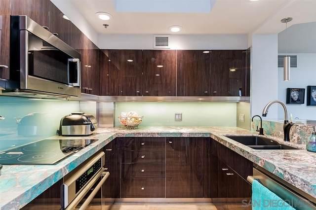 200 Harbor Drive #2003, San Diego, CA 92101 (#210006291) :: Neuman & Neuman Real Estate Inc.