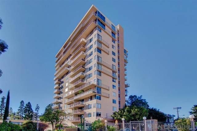 3634 7TH AVENUE 4E, San Diego, CA 92103 (#210006339) :: Neuman & Neuman Real Estate Inc.