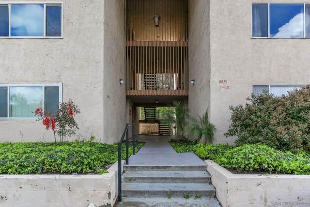 6851 Alvarado Rd #12, San Diego, CA 92120 (#210006504) :: Neuman & Neuman Real Estate Inc.