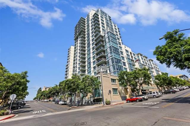 850 Beech St #601, San Diego, CA 92101 (#210006547) :: Neuman & Neuman Real Estate Inc.