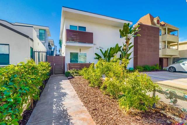 4522 Utah St #4, San Diego, CA 92116 (#210006553) :: Neuman & Neuman Real Estate Inc.