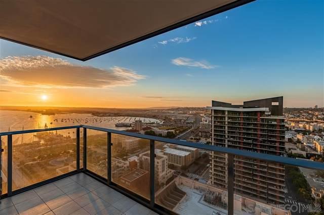1388 Kettner Blvd #2503, San Diego, CA 92101 (#210006567) :: Neuman & Neuman Real Estate Inc.