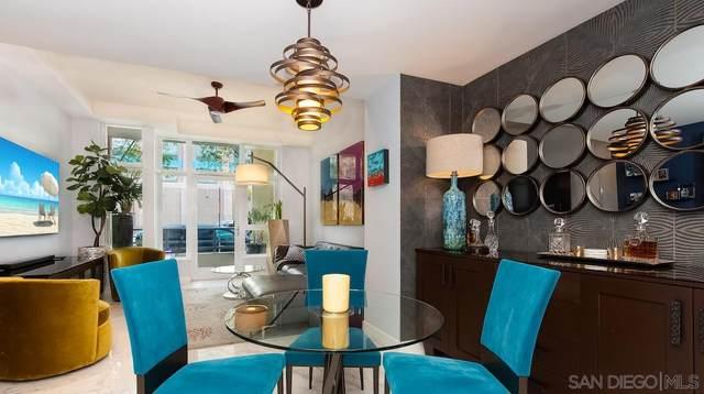 825 W W Beech St #102, San Diego, CA 92101 (#210006681) :: Neuman & Neuman Real Estate Inc.