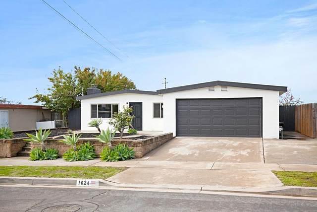 1024 Neptune, Chula Vista, CA 91911 (#210006776) :: Neuman & Neuman Real Estate Inc.