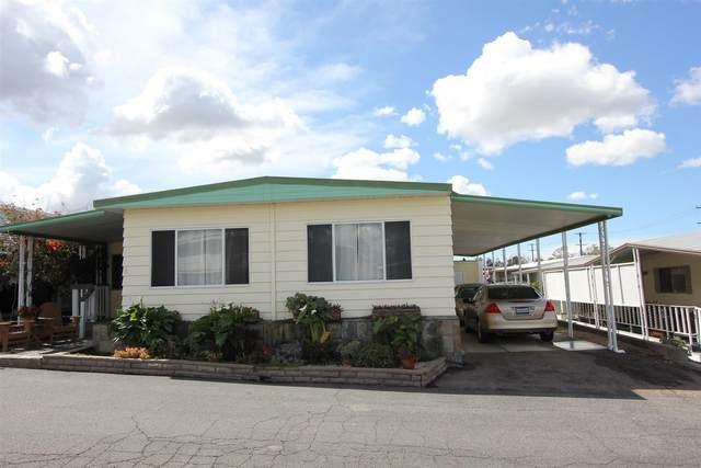 718 Sycamore Ave #75, Vista, CA 92083 (#210006784) :: The Mac Group
