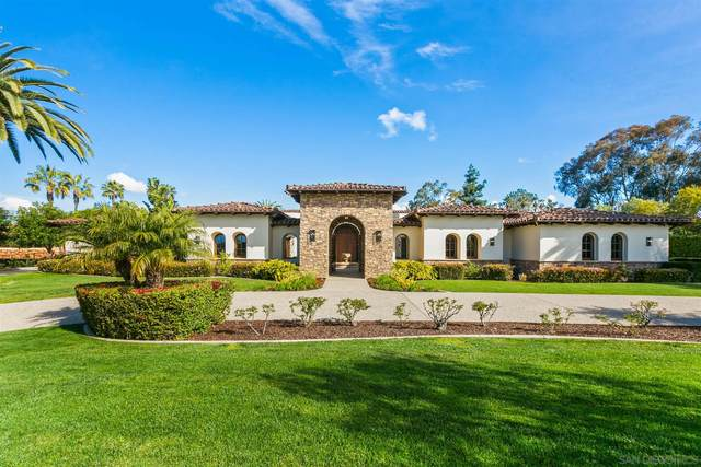 6658 Niemann Ranch Rd, Rancho Santa Fe, CA 92067 (#210006800) :: San Diego Area Homes for Sale