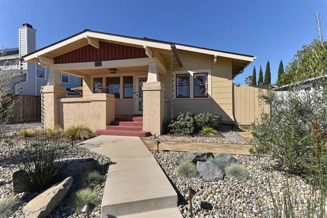 3582 Bancroft St, San Diego, CA 92104 (#210006804) :: Dannecker & Associates