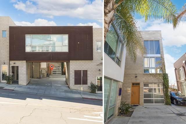 979 W Laurel St, San Diego, CA 92101 (#210006872) :: Neuman & Neuman Real Estate Inc.