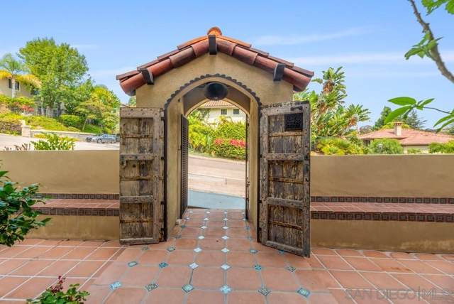 2775 Ridgegate Row, La Jolla, CA 92037 (#210006898) :: Wannebo Real Estate Group