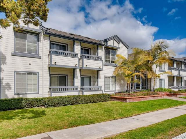 3950 Cleveland Ave #107, San Diego, CA 92103 (#210006908) :: SunLux Real Estate