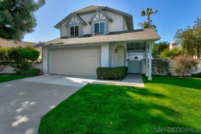 2034 Rue De La Montagne, Oceanside, CA 92054 (#210006910) :: Neuman & Neuman Real Estate Inc.