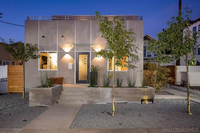 1434 Tyler Ave, San Diego, CA 92103 (#210006913) :: Wannebo Real Estate Group
