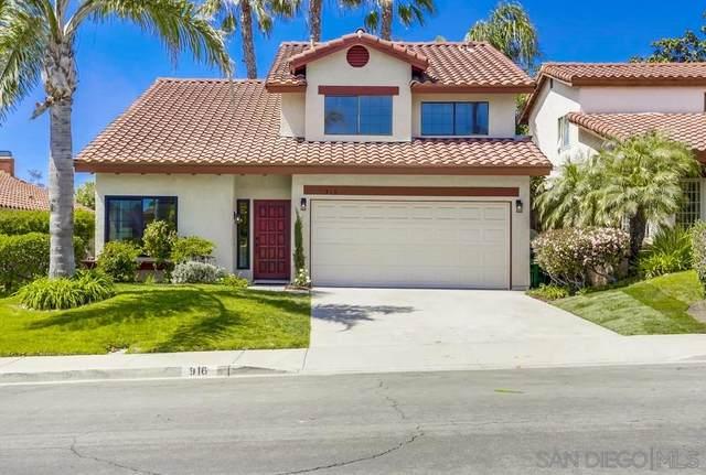 916 Alyssum Rd, Carlsbad, CA 92011 (#210006957) :: Neuman & Neuman Real Estate Inc.