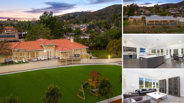 14321 Twin Peaks Rd, Poway, CA 92064 (#210007012) :: Wannebo Real Estate Group