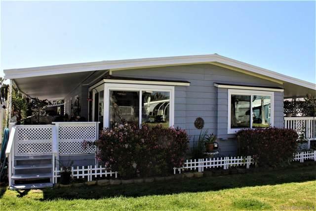 7230 Santa Barbara Street #317, Carlsbad, CA 92011 (#210007238) :: Neuman & Neuman Real Estate Inc.