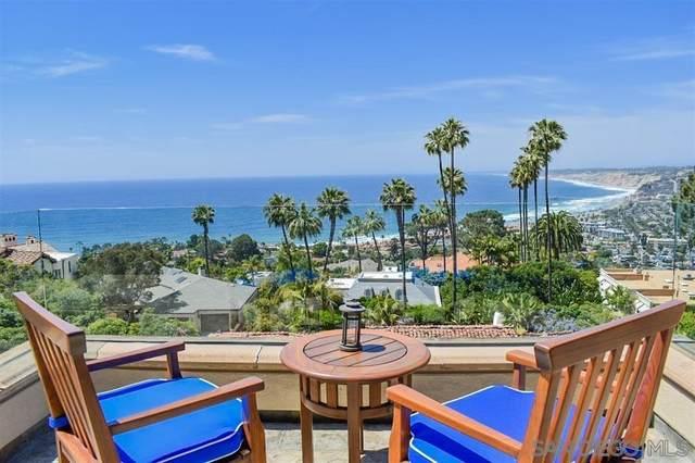 7505 Hillside Dr, La Jolla, CA 92037 (#210007373) :: Wannebo Real Estate Group