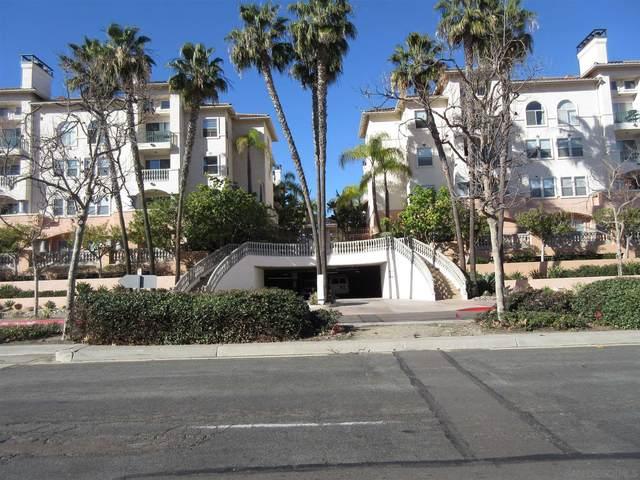 640 Camino De La Reina #1103, San Diego, CA 92108 (#210007384) :: Wannebo Real Estate Group